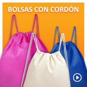 Bolsas con Cordón